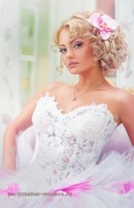 свадебный стилист на дом Москва Московская область
