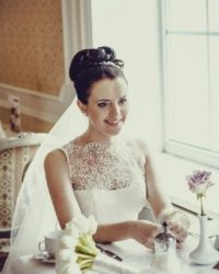 Свадебный стилист на дом Загорянский