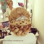 Свадебный стилист на дом Звенигород